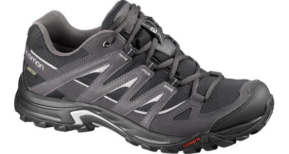 Salomon M's Eskape GTX Shoes Black/Asphalt/Aluminium